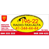 Logo Radio Taxi Alfa