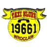 Logo Pierwsze Wrocławskie Stowarzyszenie Radio Taxi Blues