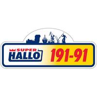 Logo Zrzeszenie Transportu Prywatnego Super Hallo Taxi Gdańsk
